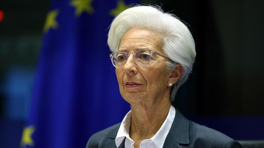Lagarde: Euro Bölgesi ekonomisi son çeyrekte muhtemelen daraldı