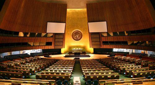 BM'den dini mekanların ve törenlerin korunmasına yönelik konferansa onay