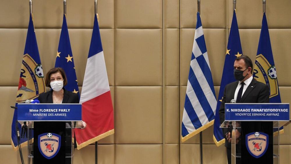 Yunanistan, 18 savaş uçağı satın almak için Fransa ile anlaşma imzaladı