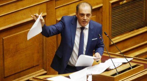 Türk Azınlık düşmanı Velopulos DEB Partisi'ni hedef aldı