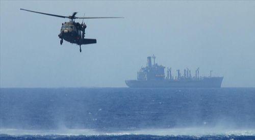 Mısır ve Yunanistan'dan Akdeniz'de ortak tatbikat