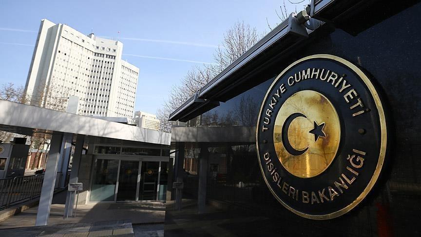 Türkiye: Haklı mücadelelerinde soydaşlarımızın daima yanında olacağız