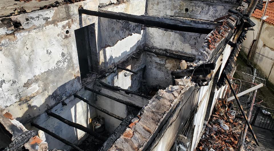 İskeçe Müftülüğünden yangınzede aile için yardım kampanyası