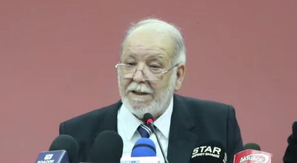 Eski Gümülcine Belediye Başkanı Vavaciklis vefat etti