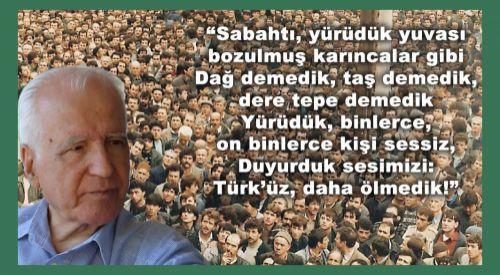 """Rahmi Ali'nin kaleminden """"29 Ocak Olayı"""": Türk'üz daha ölmedik"""