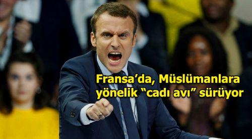 Fransa, Müslümanların iş yerlerini kapatabilmek için 'hukuki gerekçe' bulunmasını istedi