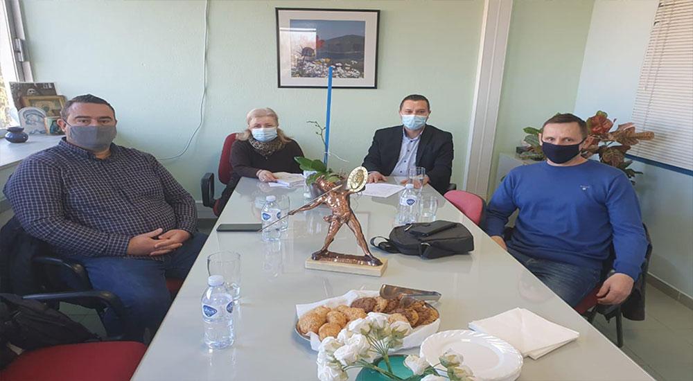 Yassıköy Belediyesi - Gümülcine Bölgesi Elektrik Dağıtım Müdürlüğü İşbirliği