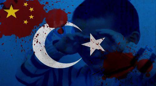 İngiliz hükümetine çağrı: Türklere soykırım yapan Çin'le anlaşma yapma!