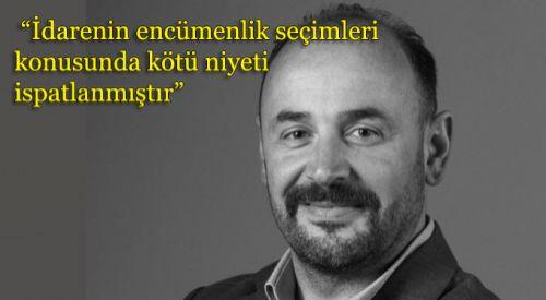 Ahmet Kara: Kötü niyetiniz ispatlandı