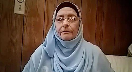 ABD'de Türk dizisinden etkilenen kadın Müslüman oldu
