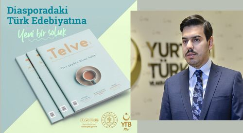 Diasporadaki Türk gençleri YTB'nin 'Telve' dergisinde hikayelerini kaleme alıyor