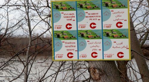 Edirne'de göçmenlere 'Meriç'te İnsanlık Ölmesin' projesi