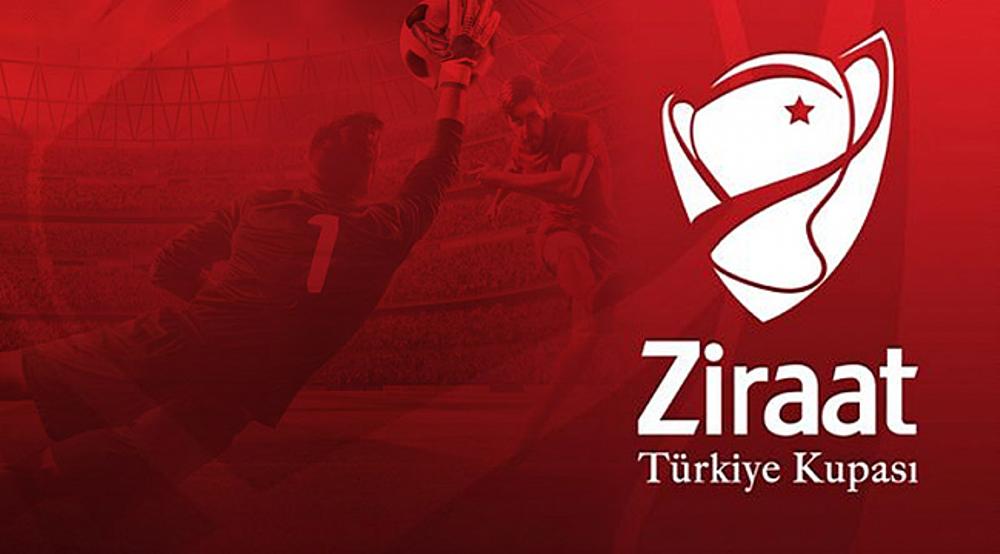 Ziraat Türkiye Kupası çeyrek final maçları başlıyor