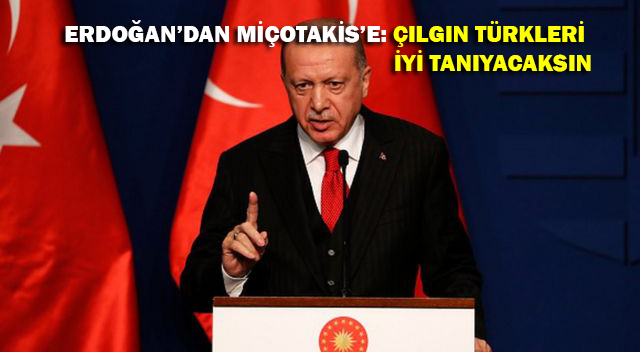 Erdoğan: Çılgın Türkleri iyi tanıyacaksın