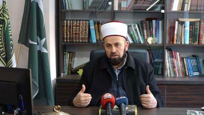Karadağ İslam Birliğinden Gara'da şehit edilen Türk vatandaşları için taziye mesajı