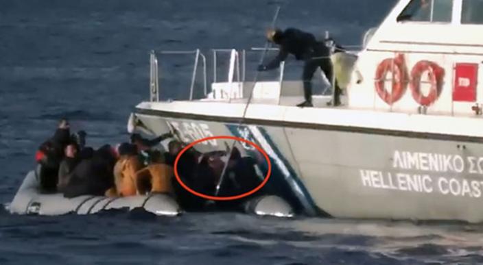 Ege Denizi'ndeki insanlık dışı faaliyetlerin durdurulması istendi