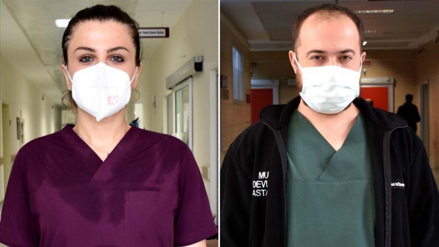 'Beni artık öldür, dayanamıyorum' diyen hastalar