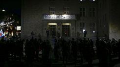 Hanau'daki ırkçı terör saldırısının kurbanları anıldı