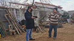 Önder Mümin köy ziyaretleri ve denetimlerine devam ediyor