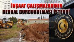 Türkiye, Yunanistan'daki Osmanlı mezarlığı ile ilgili harekete geçti