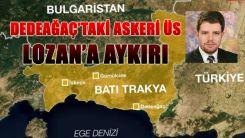 ABD ile Yunanistan'ın Batı Trakya Planları: Askeri Üs ve Lozan Barış Antlaşması'nın İhlali Meselesi