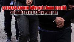 Yunanistan'a kaçmaya çalışan 3 FETÖ mensubu yakalandı