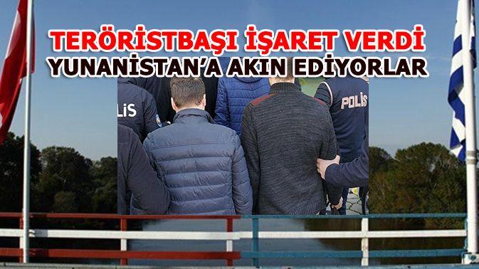 FETÖ üyesi eski askerler Yunanistan'a kaçarken yakalandı