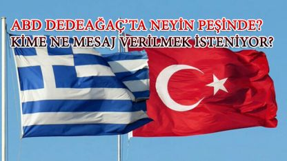"""Nikolay Kostikin: """"Yunanistan, Türkiye'ye alternatif olamaz"""""""