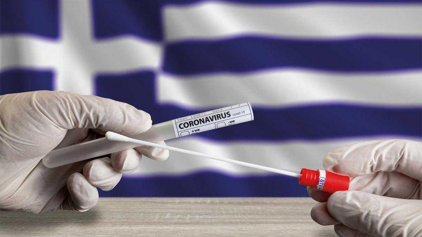 Ülke genelindeki vakaların yarısı başkent Atina'da