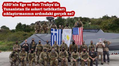 ABD, Yunanistan'dan ne istiyor?