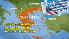 """""""Yunanistan, Doğu Akdeniz ve Balkanlar'da daha büyük bir rol üstleniyor"""""""