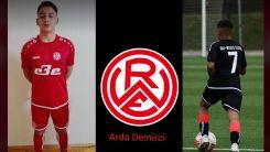 Batı Trakyalı Arda Demirci'nin hedefi büyük bir futbolcu olmak