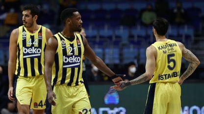 Fenerbahçe Beko deplasmanda kazandı