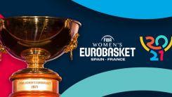 2021 FIBA Kadınlar Avrupa Basketbol Şampiyonası'nda kuralar çekildi