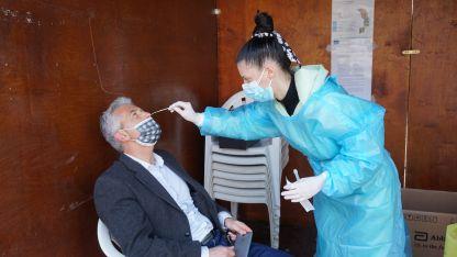 Sık sık koronavirüs (rapid) testleri yapılıyor, Gümülcine temiz kalıyor