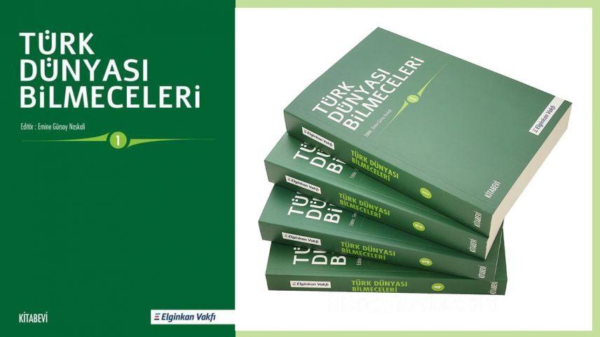 Batı Trakya bilmeceleri, 'Türk Dünyası Bilmeceleri' kitabında