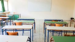 Yunanistan'da yüz yüze eğitime iki hafta ara