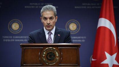 Türkiye: Yunanistan FETÖ üyeleri için güvenli liman haline geldi