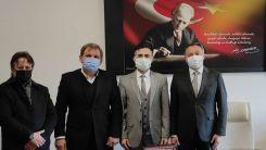 Batı Trakya Türkleri Dayanışma Derneği'nden sağlıkçılara destek