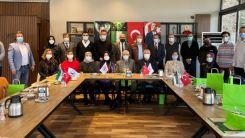 BTTDD Bursa Şubesi Batı Trakyalı doktorları ağırladı