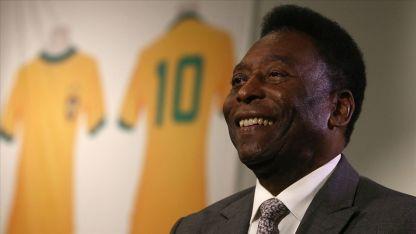 Futbolun efsanesi Pele, Ronaldo'nun kendisine ait gol rekorunu kırdığını kabul etti
