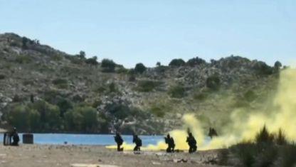 Yunanistan Lozan'ı bir kez daha ihlal etti
