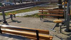 Yassıköy Belediyesi'nden yeni oturma bankları