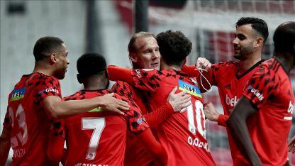 Beşiktaş, 10 yıl sonra Türkiye Kupası'nda finalde