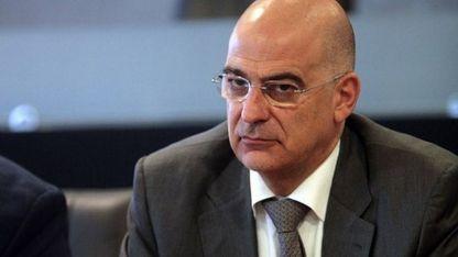 Yunanistan Dışişleri Bakanı Dendias Nisan'da Türkiye yolcusu