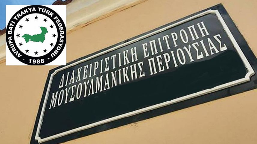 Yunan devleti Batı Trakya Türklerine ait vakıfların idare heyetlerini atamaya devam ediyor