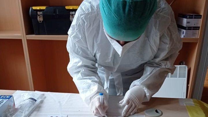 Gümülcine'de rapid testler hafta sonu da devam edecek