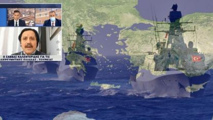 Kalenderidis: Türkiye hamleleriyle Yunanistan'ı alt etti