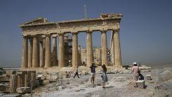 Yunanistan'da arkeolojik alanlar ziyarete açıldı