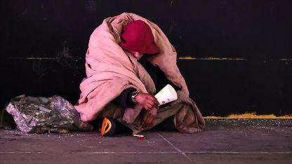 Amerikan halkının yüzde 50'sinden fazlası 'evsiz ve aç kalmaktan' endişeli
